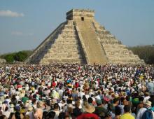 古代マヤの世界・暦・宇宙