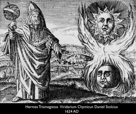ヘルメス文献「聖なるポイマンドレス」と龍